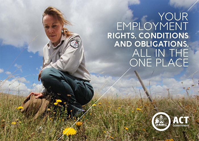 Your Employment Rights, Conditions and Obligations. All in one place