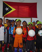 Dili children's sport group